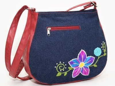 Morral jean bordado MOR0802197